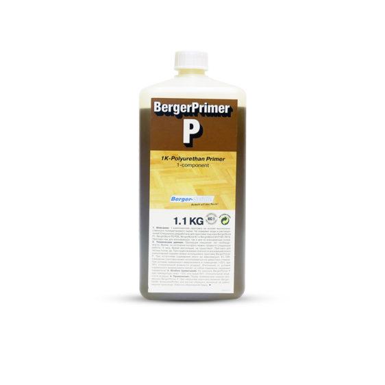 Полиуретановая грунтовка под паркетный клей Berger Primer P