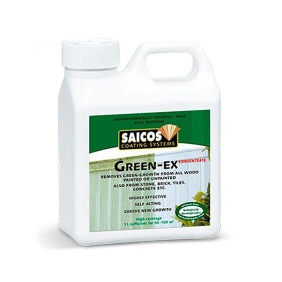Концентрат для удаления зеленого налета SAICOS Grun-Ex
