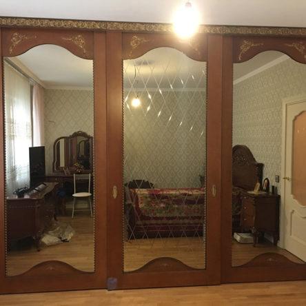 Шкаф и двери купе «Итальянская классика»