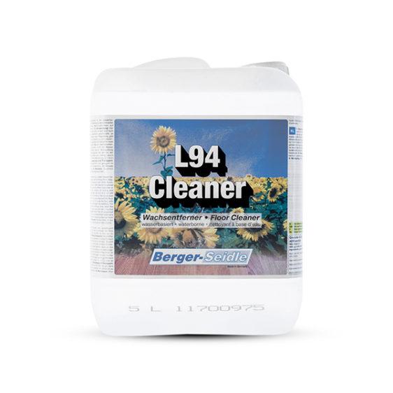 Средство для полной очистки паркета Berger L94 Cleaner