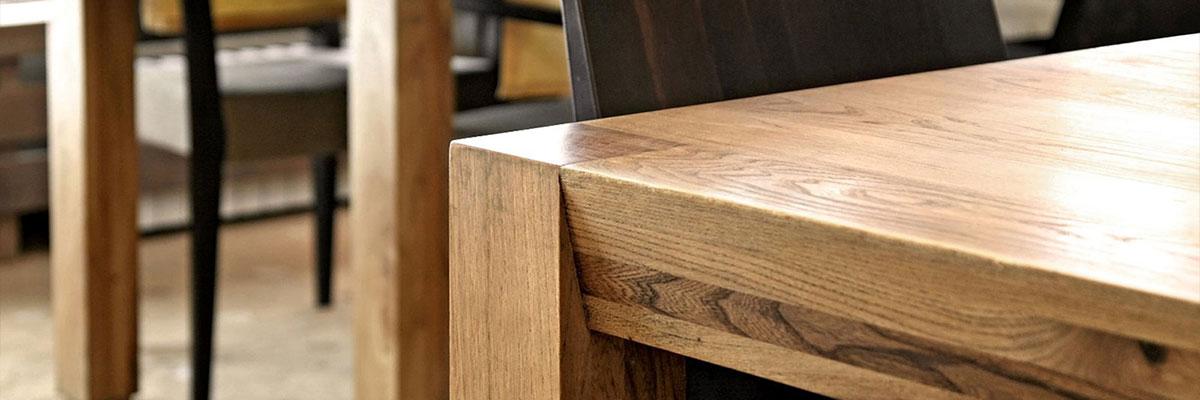 Мебель на заказ в СПб из МДФ и массива дерева